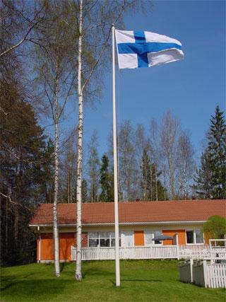 lipputanko ja suomen lippu